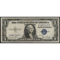 Etats Unis d'Amérique - Pick 416D1 - 1 dollar - 1935 D - Etat : TTB