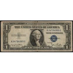 Etats Unis d'Amérique - Pick 416D1 - 1 dollar - 1935 D - Etat : TB