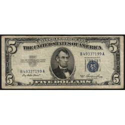 Etats Unis d'Amérique - Pick 417 - 5 dollars - 1953 - Etat : TTB-