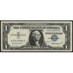Etats Unis d'Amérique - Pick 419 - 1 dollar - 1957 - Etat : TTB