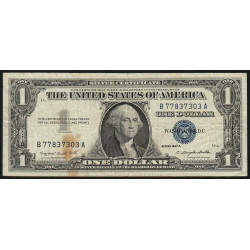 Etats Unis d'Amérique - Pick 419a - 1 dollar - 1957 A - Etat : TB