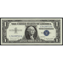 Etats Unis d'Amérique - Pick 419a - 1 dollar - 1957 A - Etat : NEUF