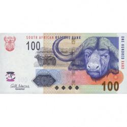 Afrique du Sud - Pick 131b - 100 rand - 2009 - Etat : pr.NEUF