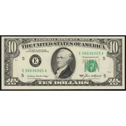 Etats Unis d'Amérique - Pick 476 - 10 dollars - 1985 - E : Richmond - Etat : NEUF