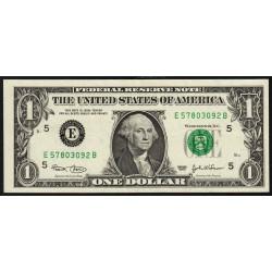 Etats Unis d'Amérique - Pick 515a - 1 dollar - 2003 - E : Richmond - Etat : TTB