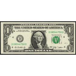 Etats Unis d'Amérique - Pick 530 - 1 dollar - 2009 - D : Cleveland - Etat : NEUF