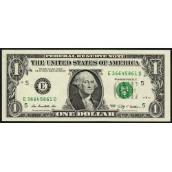 Etats Unis d'Amérique - Pick 530 - 1 dollar - 2009 - E : Richmond - Etat : pr.NEUF