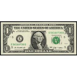 Etats Unis d'Amérique - Pick 530 - 1 dollar - 2009 - E : Richmond - Etat : NEUF