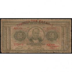 Grèce - Pick 97 - 50 drachmai - 24/05/1927 (1928) - Etat : B-