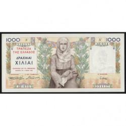 Grèce - Pick 106 - 1'000 drachmai - 01/05/1935 - Etat : pr.NEUF