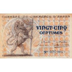 Arras - Pirot 13-3 - 25 centimes - Sans date - Etat : TB+