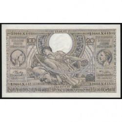 Belgique - Pick 107_4 - 100 francs ou 20 belgas - 15/05/1943 - Etat : pr.NEUF