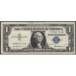 Etats Unis d'Amérique - Pick 419r - 1 dollar - 1957 - Remplacement - Etat : TTB