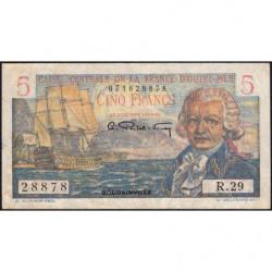 AEF - Pick 20B - 5 francs - France Outre-Mer - 1947 - Etat : TTB-