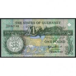 Guernesey - Pick 62 - 1 pound - 2013 - Commmémoratif - Etat : NEUF