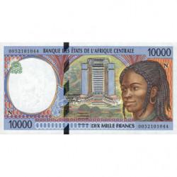 Guinée Equatoriale - Afr. Centrale - Pick 505Nf - 10'000 francs - 2000 - Etat : NEUF