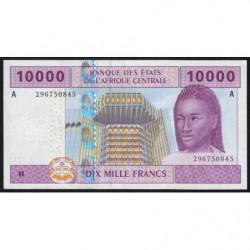 Gabon - Afr. Centrale - Pick 410Aa - 5'000 francs - 2002 - Etat : SUP