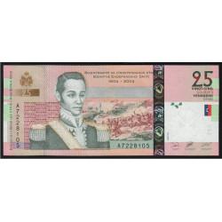 Haïti - Pick 273a - 25 gourdes - 2004 - Commémoratif - Etat : NEUF