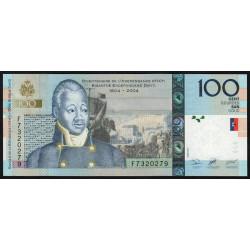 Haïti - Pick 275a - 100 gourdes - 2004 - Commémoratif - Etat : NEUF