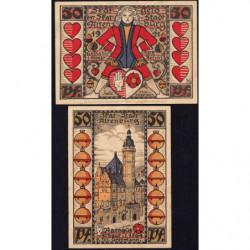 Allemagne - Notgeld - Altenburg - 50 pfennig - 1921 - Etat : TTB