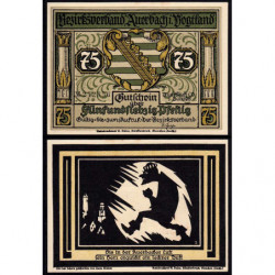 Allemagne - Notgeld - Auerbach - 50 pfennig - 01/07/1921 - Etat : SPL