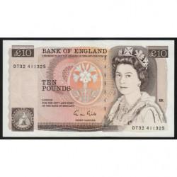 Grande-Bretagne - Pick 379e - 10 pounds - 1988 - Etat : pr.NEUF