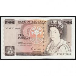 Grande-Bretagne - Pick 379e - 10 pounds - 1988 - Etat : NEUF
