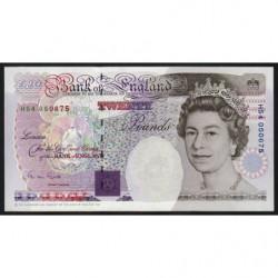 Grande-Bretagne - Pick 384a - 20 pounds - 1991 - Etat : SPL