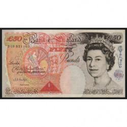 Grande-Bretagne - Billet publicitaire - 50 pounds - 1994 - Etat : NEUF