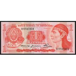 Honduras - Pick 68a - 1 lempira - 29/05/1980 - Etat : NEUF