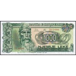 Albanie - Pick 54a - 1'000 lekë - Série DR - 1992 - Etat : NEUF
