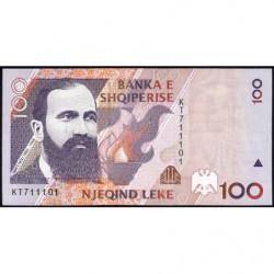 Albanie - Pick 62a - 100 lekë - 1996 - Etat : NEUF