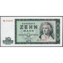 Allemagne RDA - Pick 23a - 10 mark der Deutschen Notenbank - 1964 - Etat : NEUF