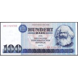 Allemagne RDA - Pick 31a - 100 mark der DDR - 1986 - Etat : NEUF
