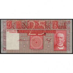 Hollande - Pick 50_2 - 25 gulden - 19/03/1941 - Etat : TTB