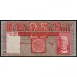 Hollande - Pick 50_2 - 25 gulden - 19/03/1941 - Etat : TTB+
