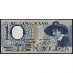 Hollande - Pick 59 - 10 gulden - 12/01/1944 - Etat : TTB+
