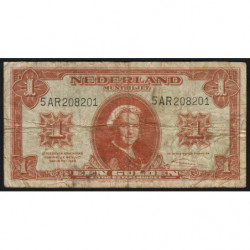 Hollande - Pick 70 - 1 gulden - 18/05/1945 - Etat : B+