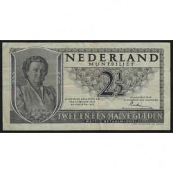 Hollande - Pick 73 - 2 1/2 gulden - 08/08/1949 - Etat : TTB-
