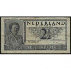 Hollande - Pick 73 - 2 1/2 gulden - 08/08/1949 - Etat : TB-