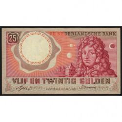 Hollande - Pick 87_2 - 25 gulden - 10/04/1955 - Etat : TTB