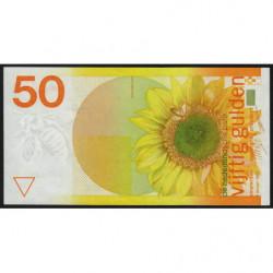 Hollande - Pick 96 - 50 gulden - 04/01/1982 - Etat : pr.NEUF