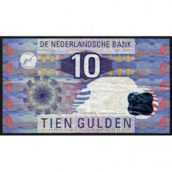Hollande - Pick 99 - 10 gulden - 01/07/1997 - Etat : TB-
