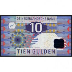 Hollande - Pick 99 - 10 gulden - 01/07/1997 - Etat : NEUF