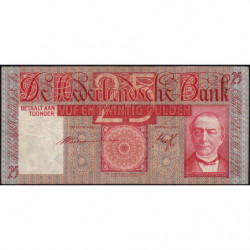 Hollande - Pick 50_2 - 25 gulden - 01/10/1940 - Etat : TB+