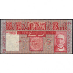 Hollande - Pick 50_2 - 25 gulden - 03/02/1941 - Etat : TTB-