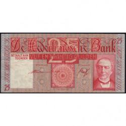 Hollande - Pick 50_2 - 25 gulden - 03/02/1941 - Etat : TTB-