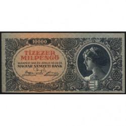 Hongrie - Pick 126 - 10'000 milpengö - 29/04/1946 - Etat : SUP