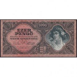 Hongrie - Pick 118a - 1'000 pengö - 15/07/1945 - Etat : NEUF