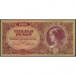 Hongrie - Pick 119a - 10'000 pengö - 15/07/1945 - Etat : NEUF